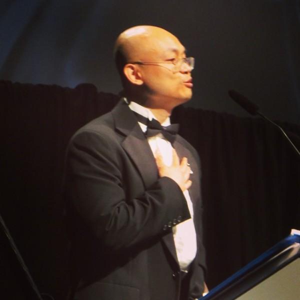 John Chu Hugo Speech