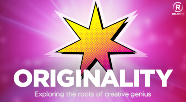 Originality podcast logo
