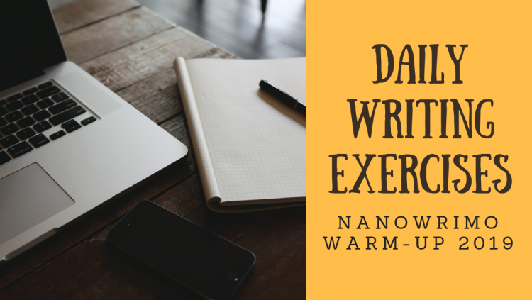 Daily Writing Exercises