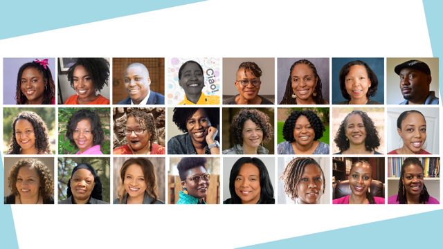 Amplify Black Stories Storyteller Cohort