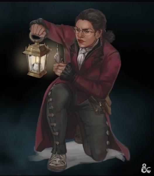 An Investigator in Ravenloft